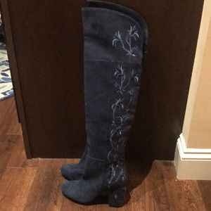 Kenneth Cole NWT CLAIRE over the knee boots